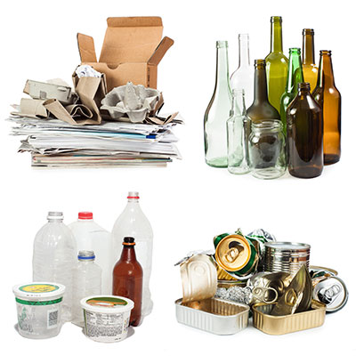 Recyclables for MRRC